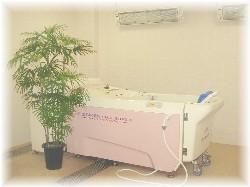 大浴室(機械浴)の写真