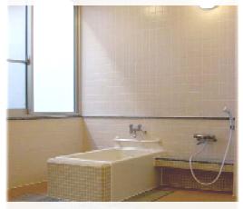 ユニット浴室の写真
